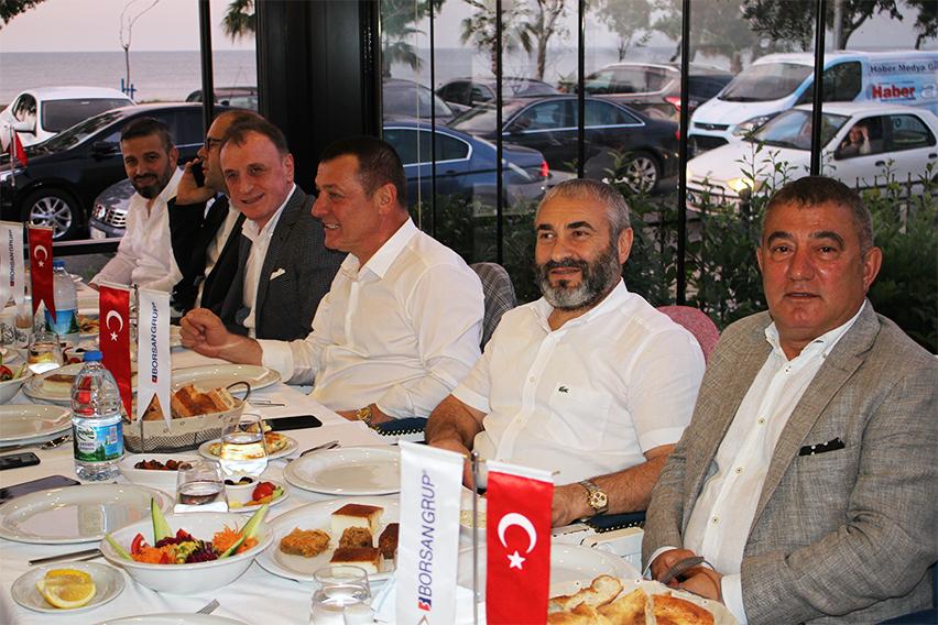 borsan grup iftar kapak